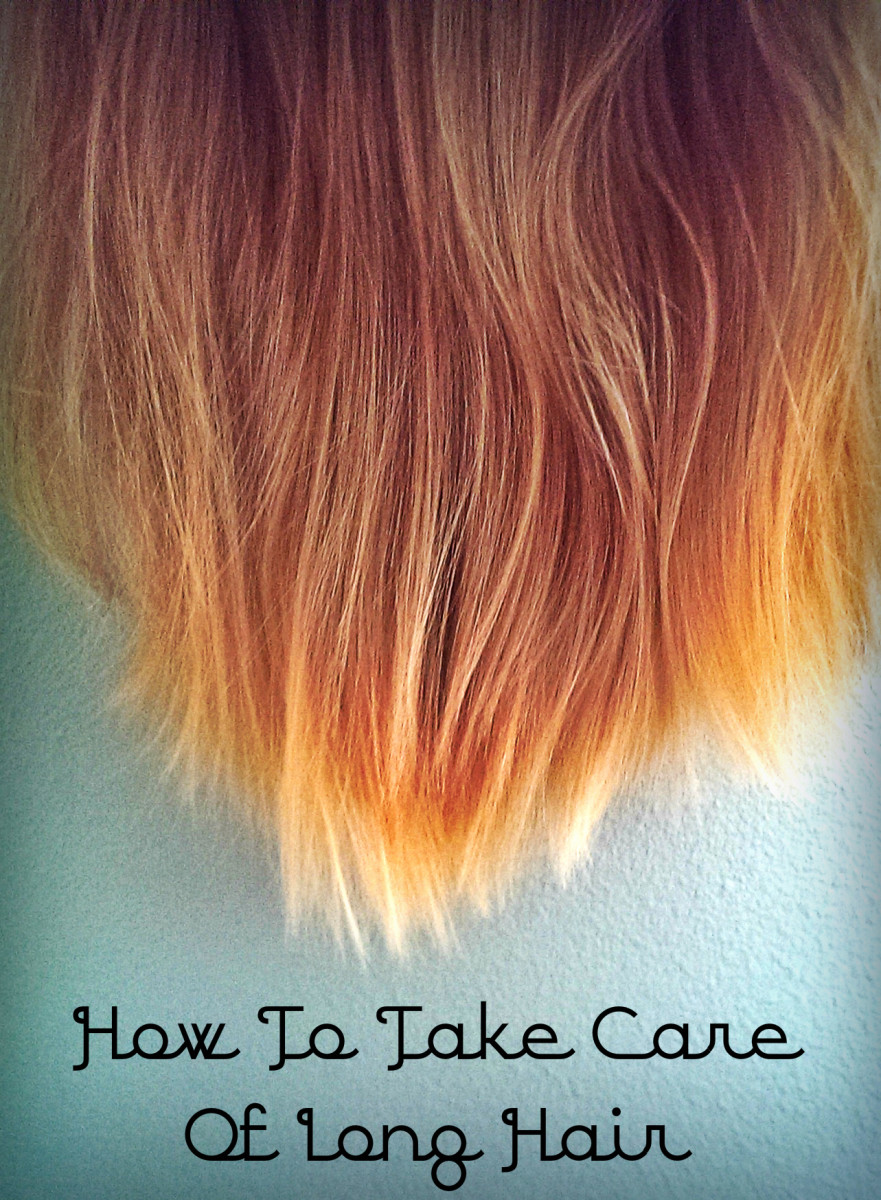 Hair DIY: How to Take Care of Long Hair: My Hair Care Horrors & How You Can Avoid Them (Including Split Ends!)