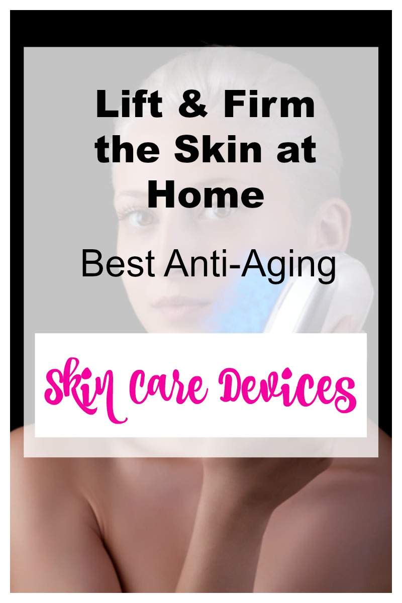 The use of anti-aging devices at home could save you serious money and help you retain a youthful image.