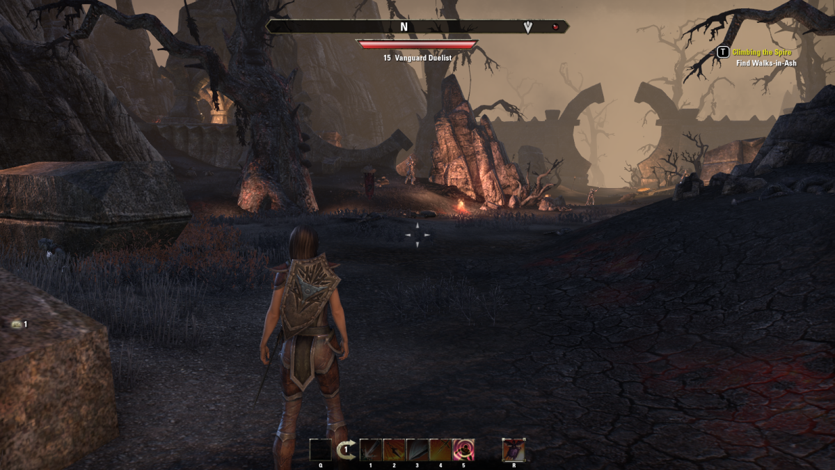 The Elder Scrolls Online Walkthrough - Tormented Spire: Climbing the Spire