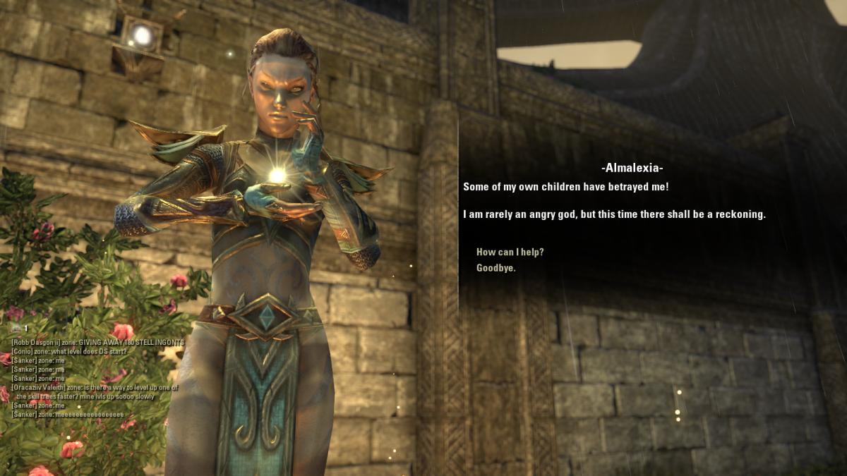 The Elder Scrolls Online Walkthrough - Mournhold: The Seal of Three