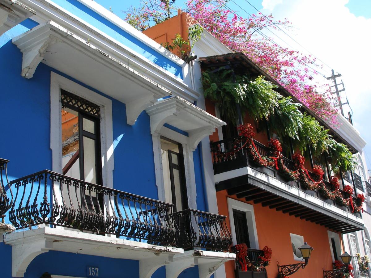 San Juan, Puerto Rico Residences.