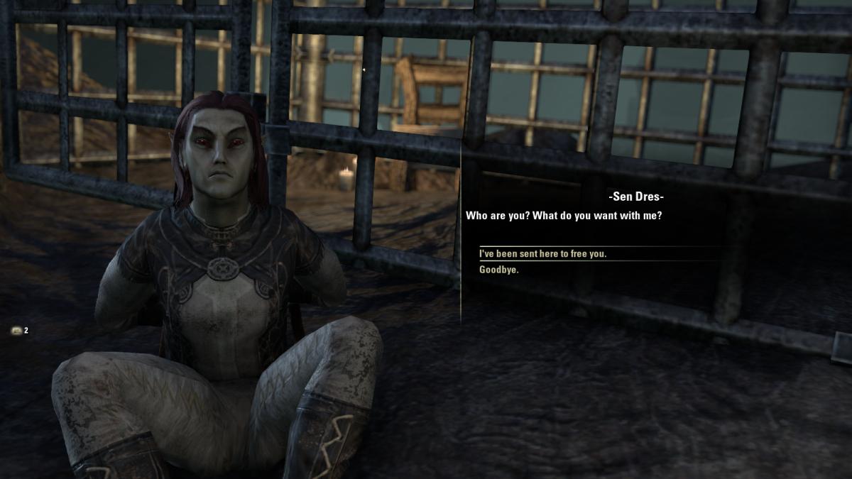 The Elder Scrolls Online Walkthrough - Kragenmoor: Saving the Son, This One's a Classic