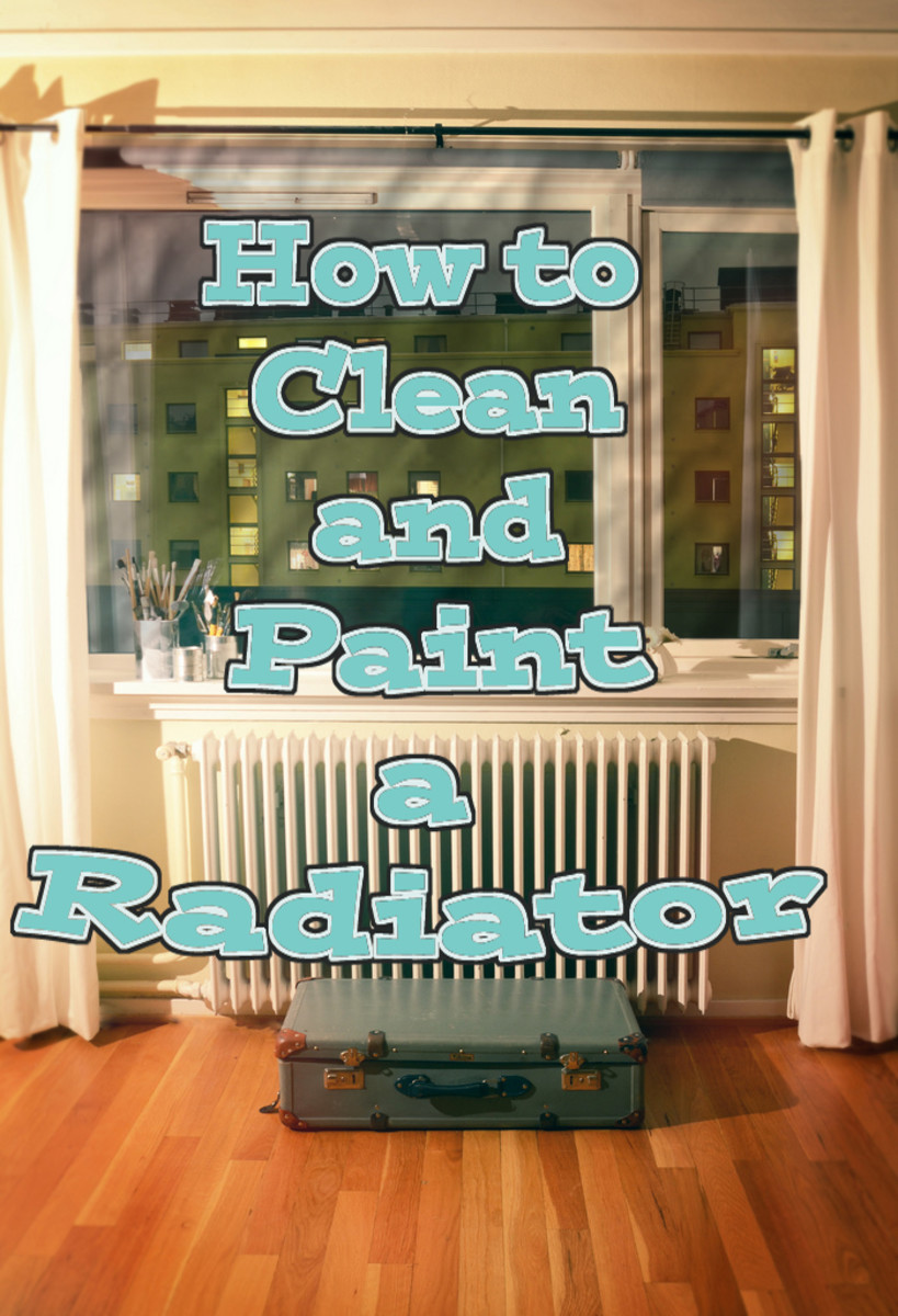 How to Clean and Paint a Radiator