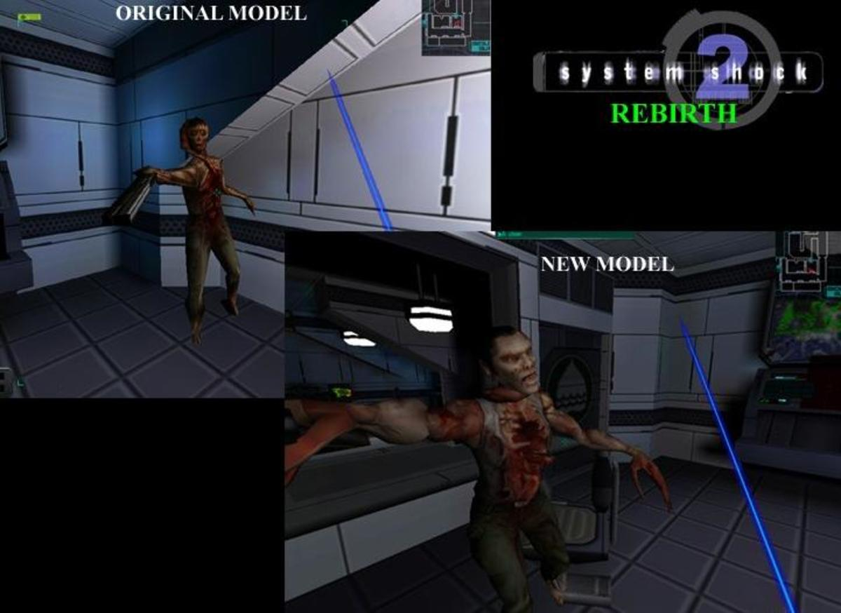 """System Shock 2"" Mods"