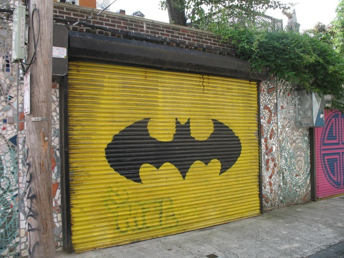 May 1st is Batman Day - Holidays and Special Days You May Not Know