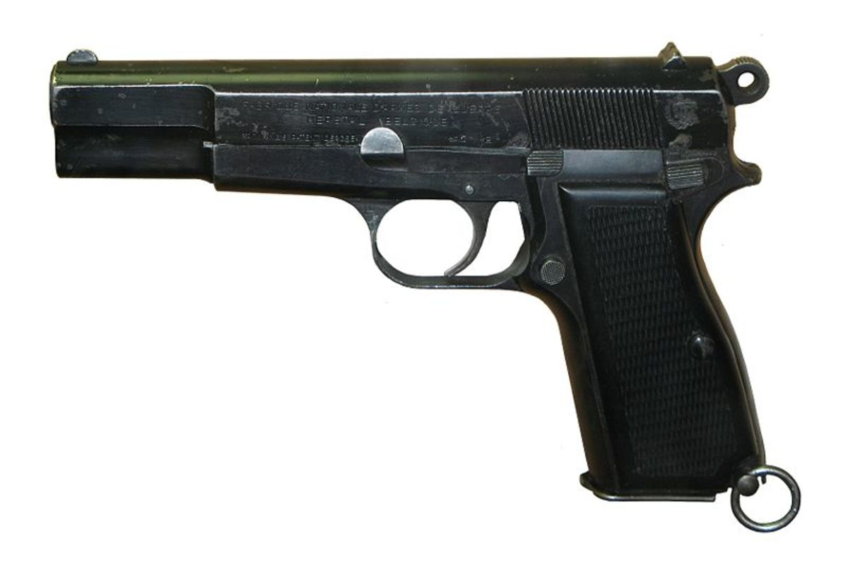 9 mm Browning Hi-Power