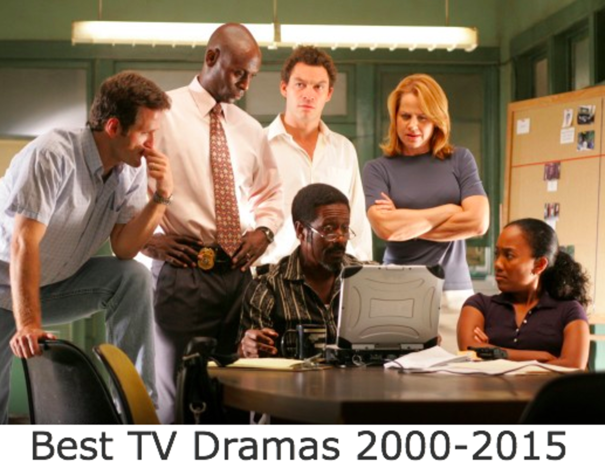 Top 10 Best Drama TV Shows 2000-2015