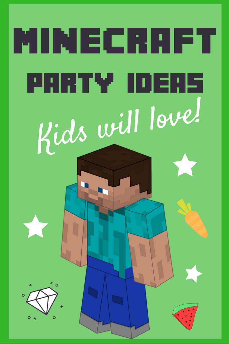 minecraft-party-ideas