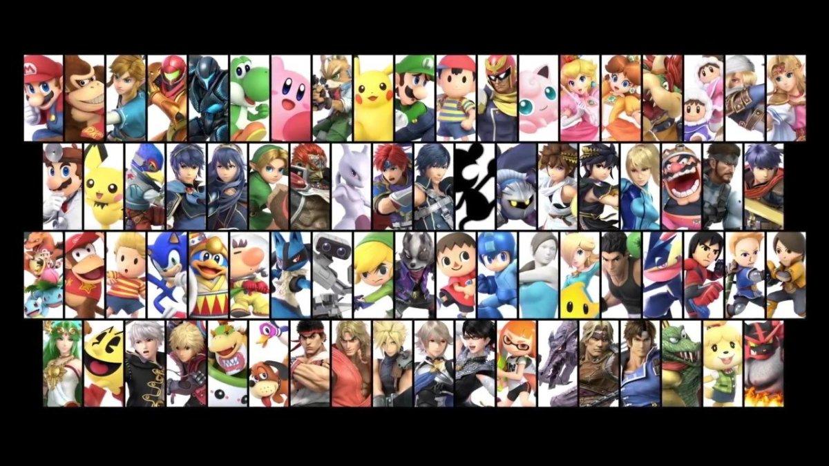 Super Smash Bros. Roster