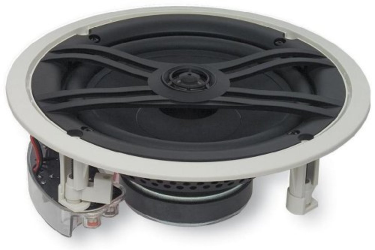 Best In-Ceiling Speakers for Home Theaters and Surround ...