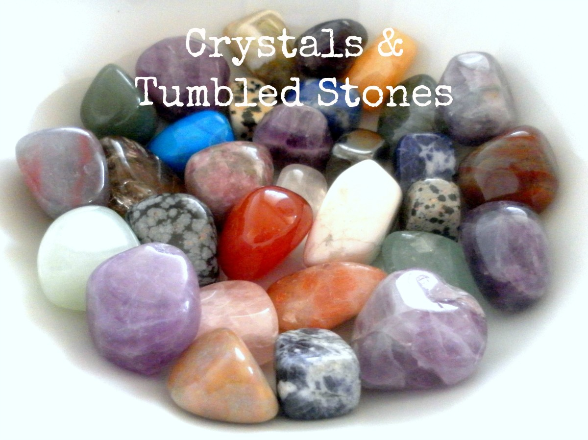How To Start A Collection of Crystals and Tumbled Stones