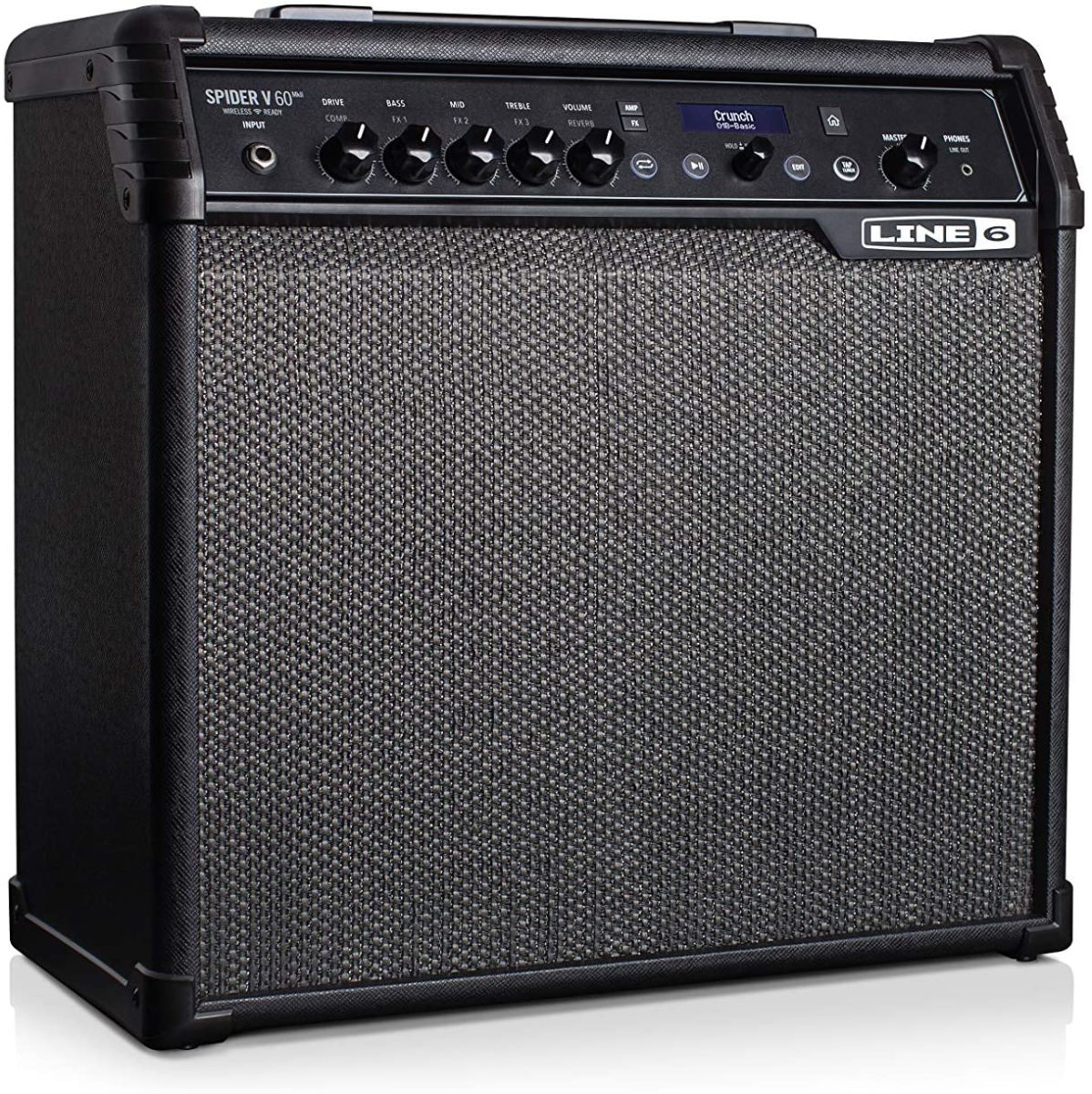 Line 6 Spider V Mk II Series Guitar Amps are among the best digital modeling amps in the world today.