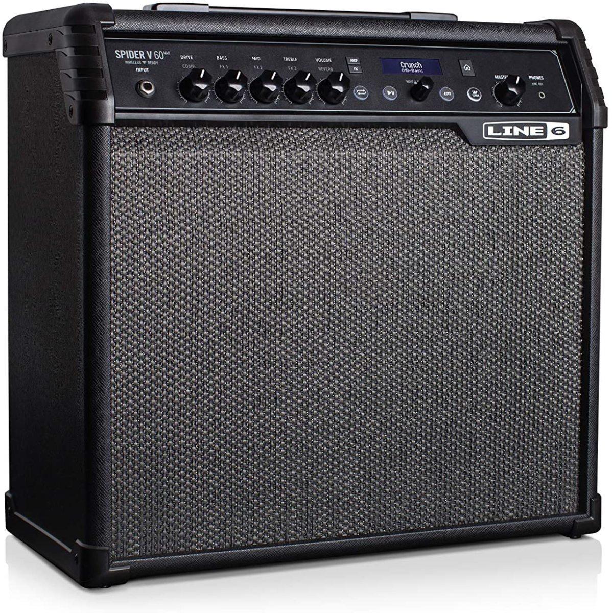 Line 6 Spider V Mk II Series Guitar Amp Review