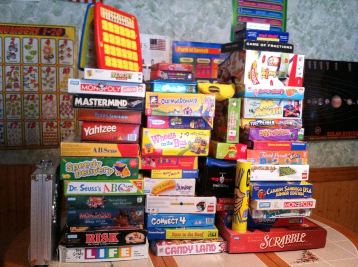 The Top 10 Board Games of All Time