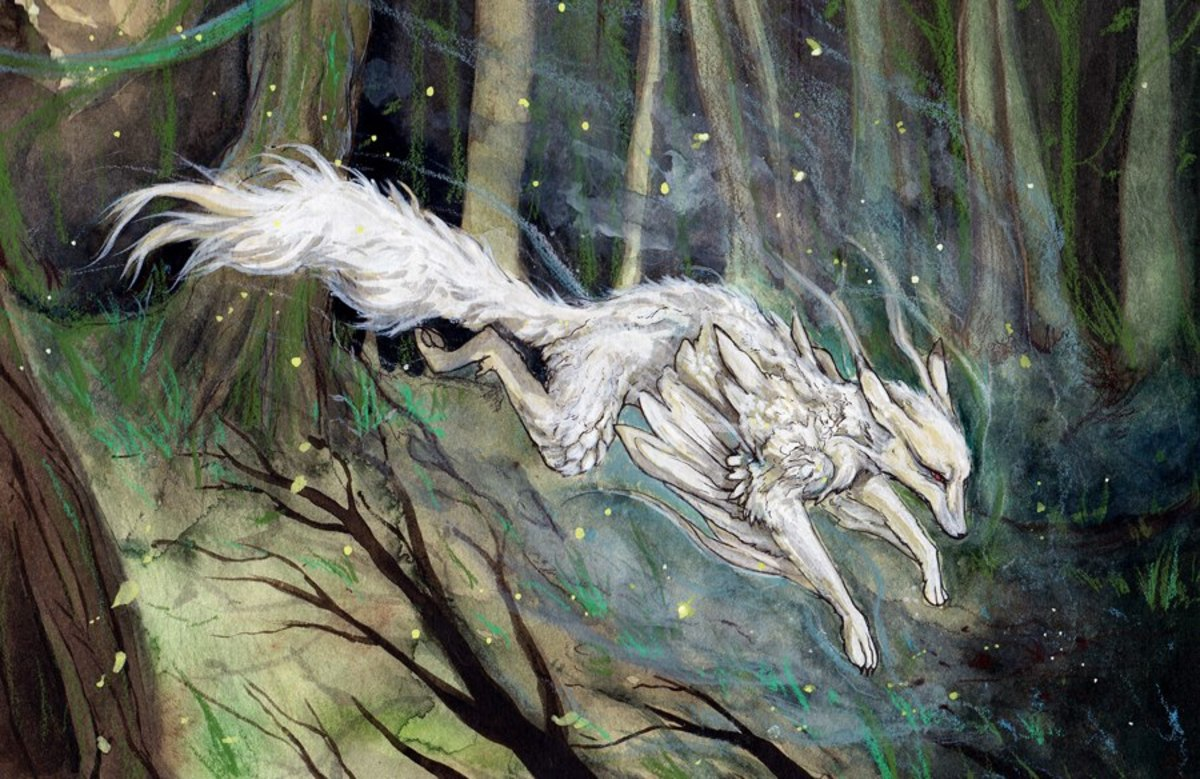 """True Fox Spirit"""
