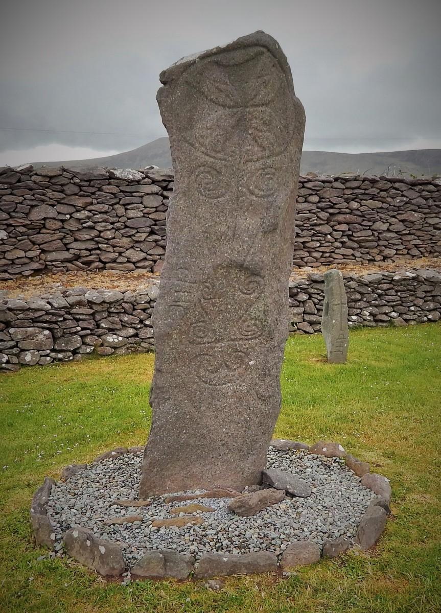 Riasc Monastic Settlement - Dingle Peninsula's Early Christian Site