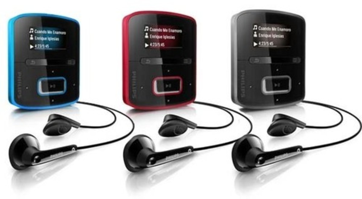 philips gogear raga mp3 player review turbofuture. Black Bedroom Furniture Sets. Home Design Ideas
