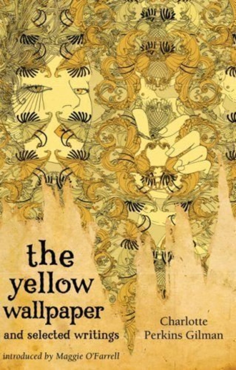 "The Yellow Wallpaper Analysis - Wallpaper as Metaphor: Charlotte Gilman's ""The Yellow Wall-Paper"" and Societal Change"