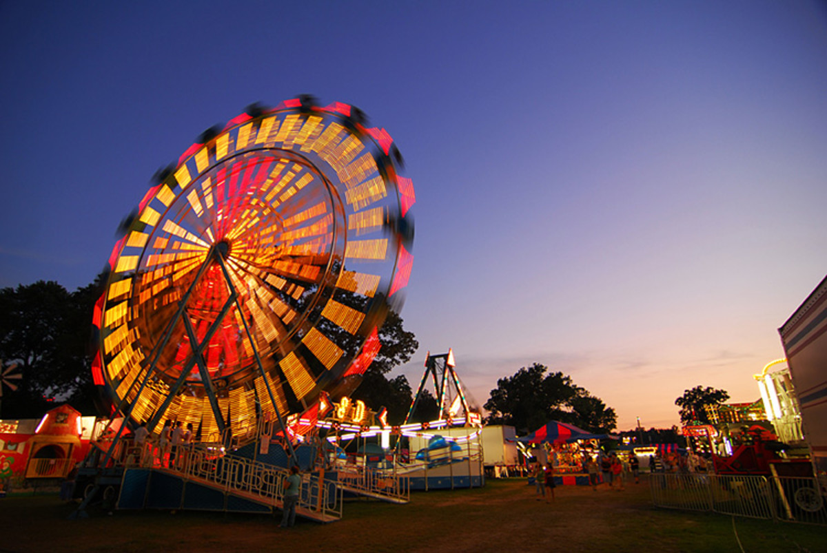 10 Reasons To Not Attend A Fair