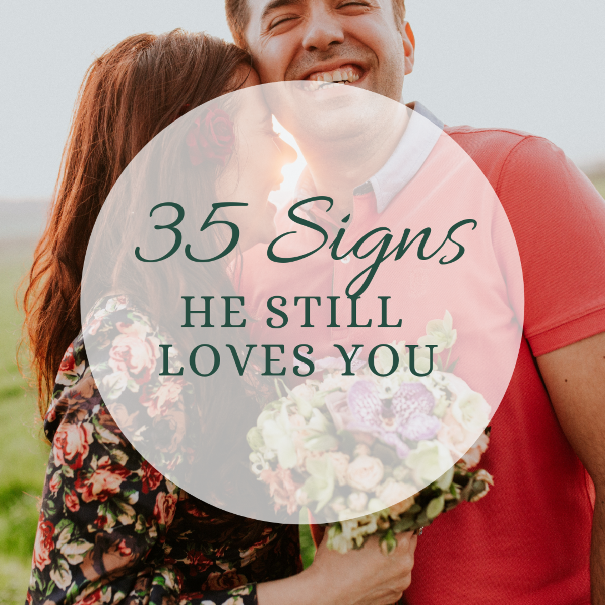 what are the signs that your husband loves you