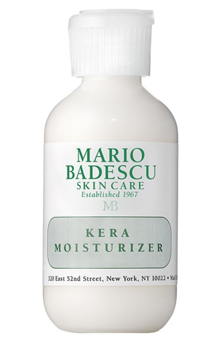 Review of the Mario Badescu Kera Moisturizer for Dry, Sensitive Skin