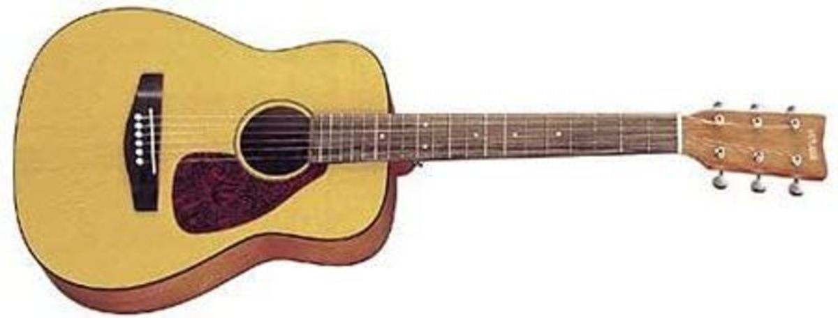 The Yamaha FG JR1 is one of the best beginner acoustic guitars for kids.