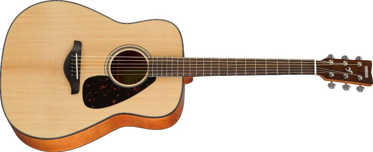 The Yamaha FG800 Is One Of Best Acoustic Guitars For Beginners Under 200