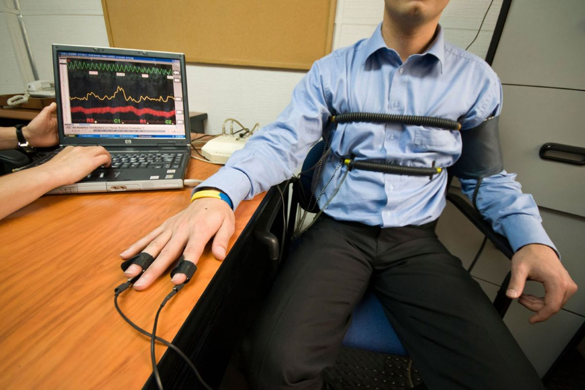 Polygraph Tests and How to Beat Them