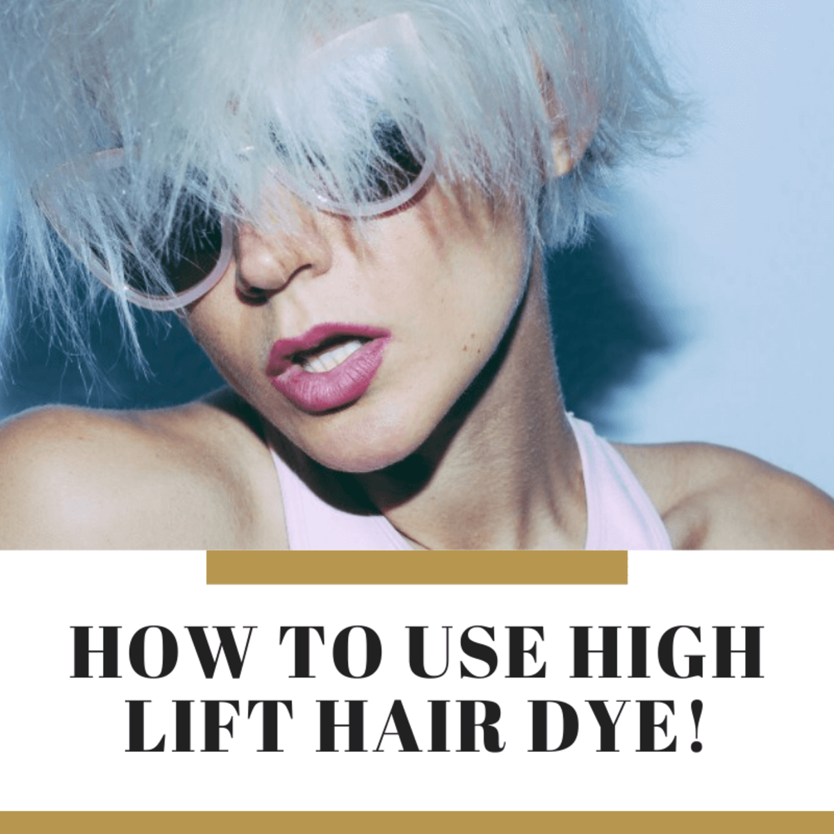 How to Use High Lift Hair Color