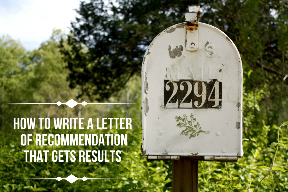 make sure your letter of recommendation conveys the desired impact with these tips