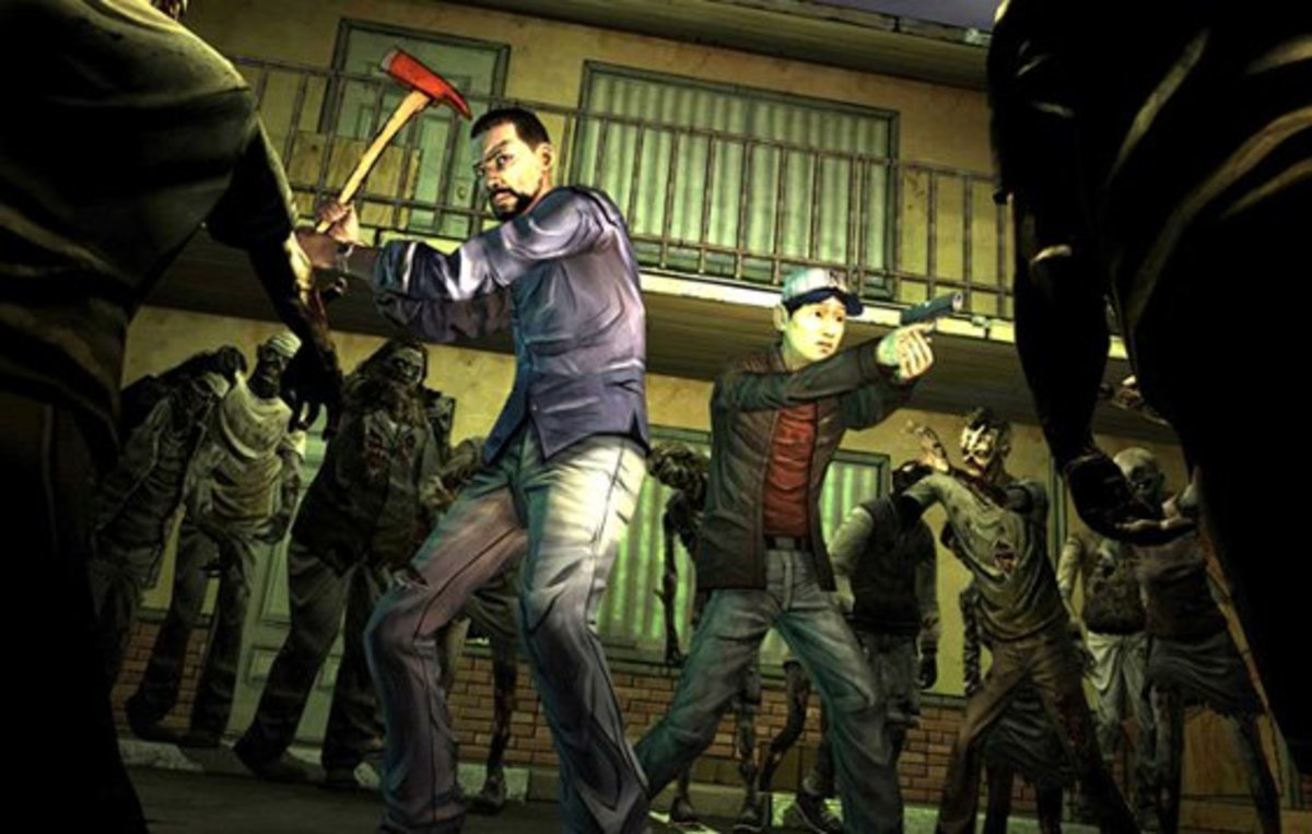 The Top 5 Best Zombie Games