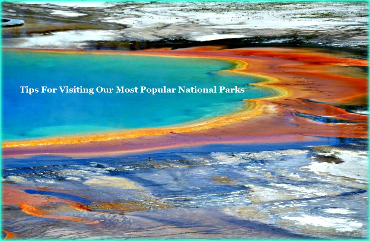 RV travelers who want to visit our most popular national parks need to do some research before they go.