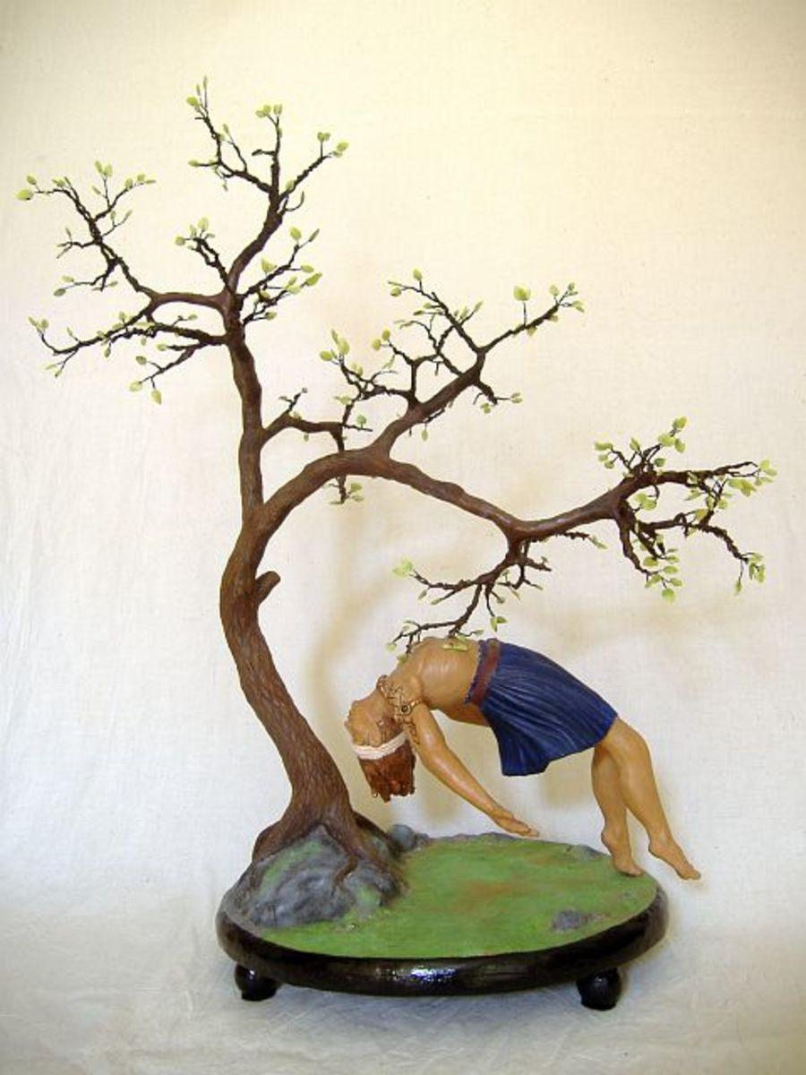 """Creating a """"Balancing"""" Sculpture Armature"""