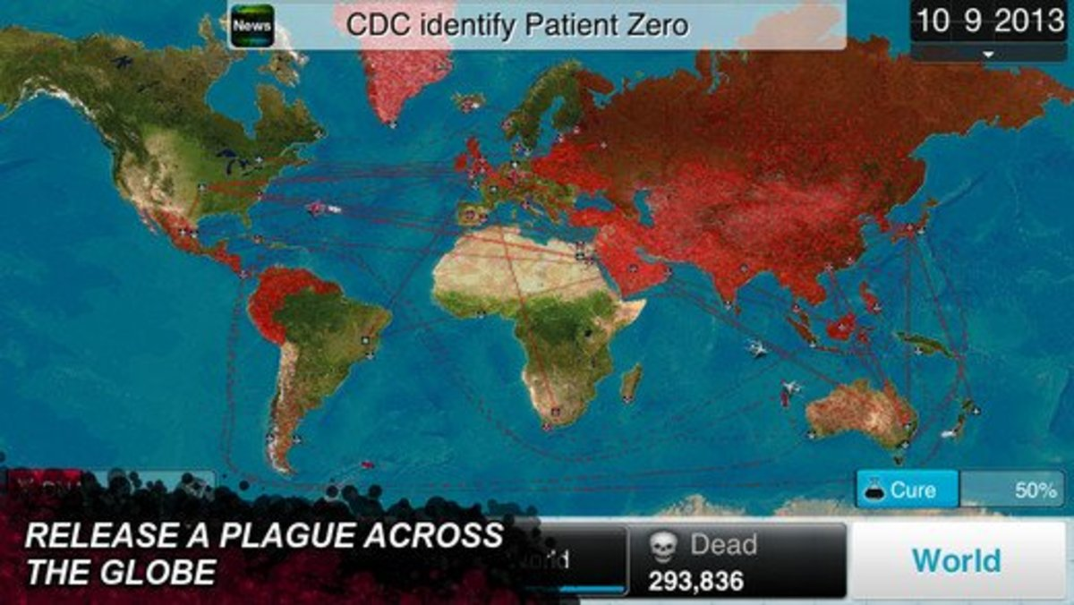 5 Games Like Plague Inc.