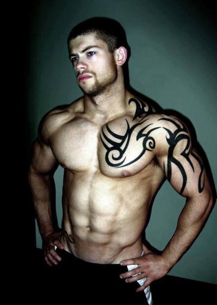 Hot Gym Guy