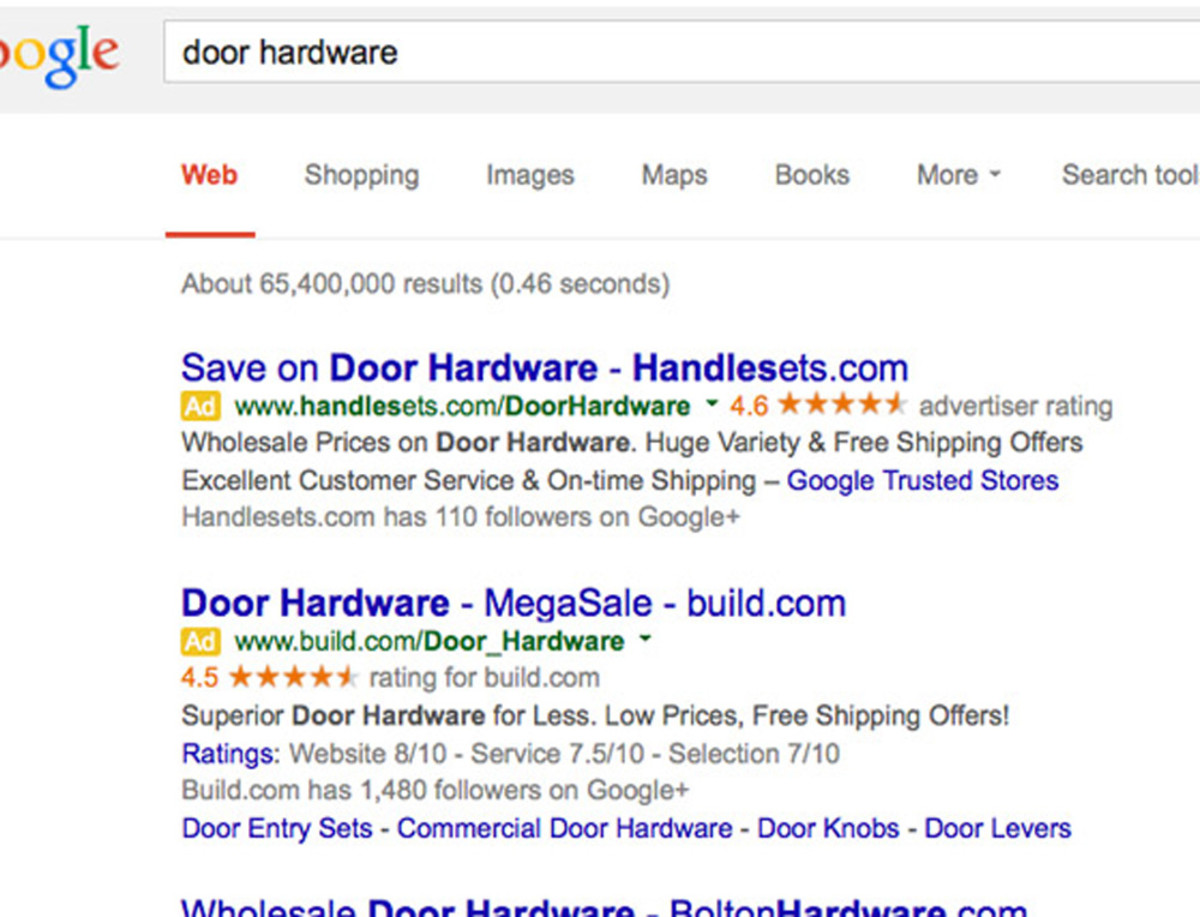 How to Sell Door Hardware on the Internet