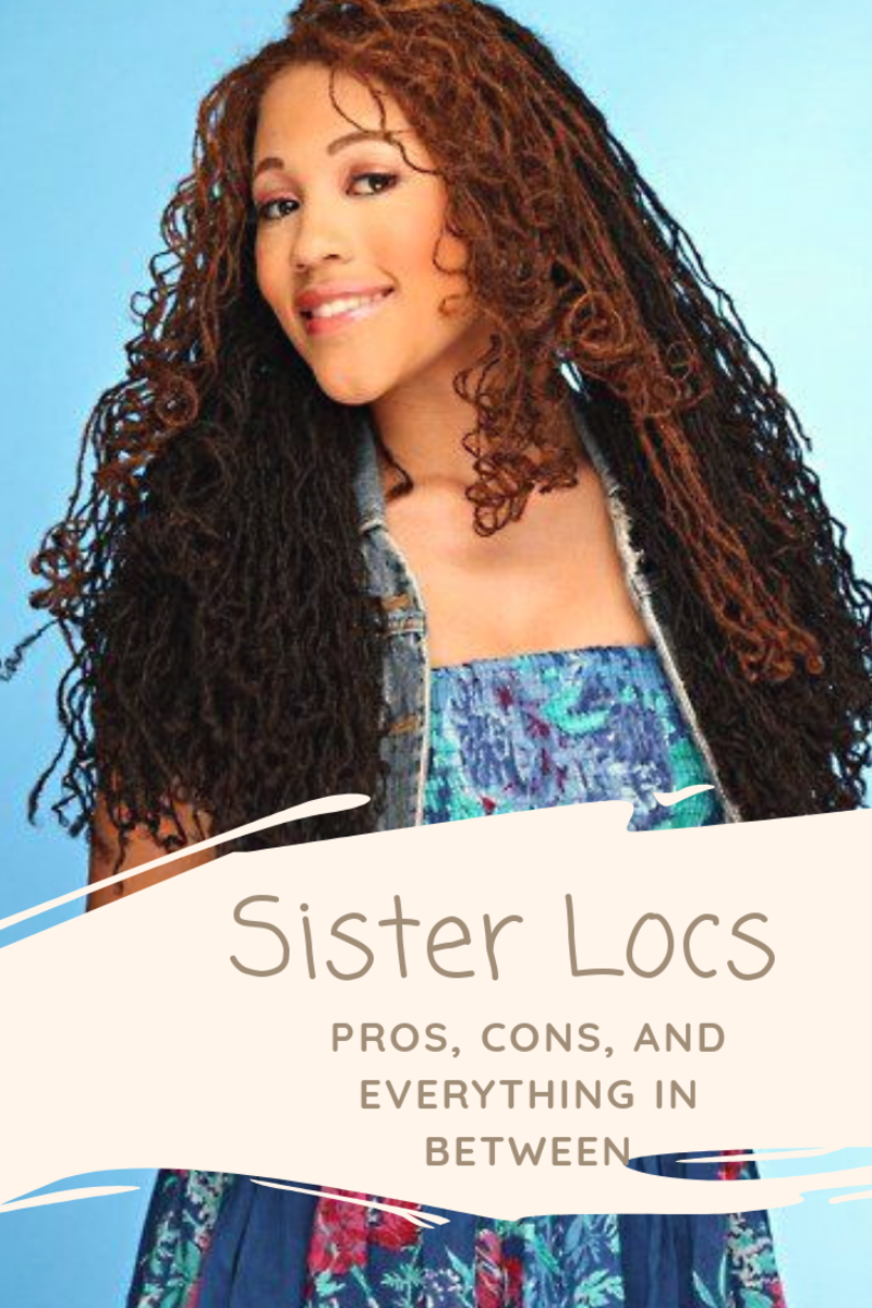 Sister Locs Pros Cons And Everything In Between Bellatory