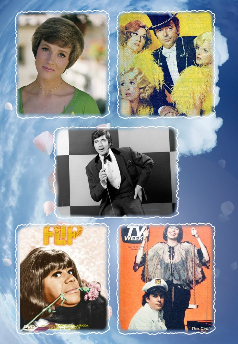 Weekly Variety Shows of the 1970s