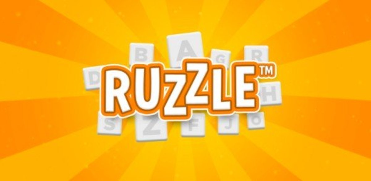 "Learn how to get better at ""Ruzzle""!"