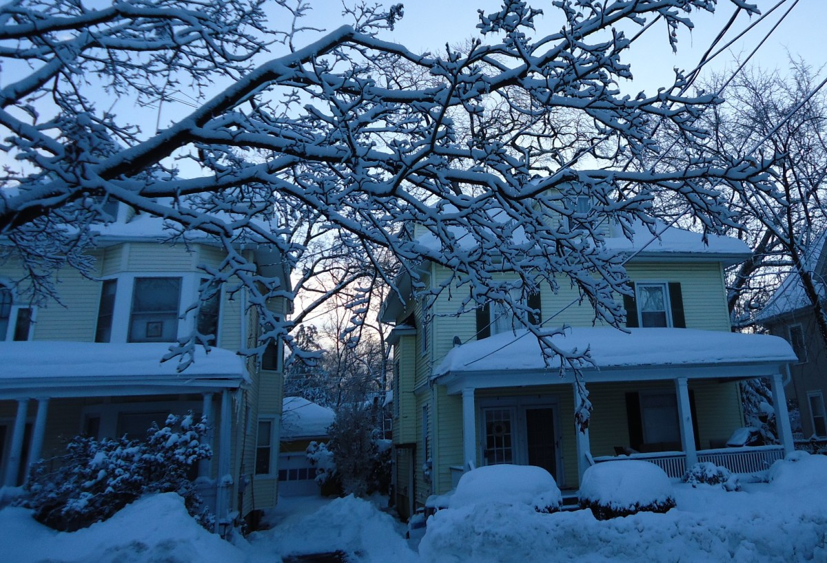 How to Winterize an Old House