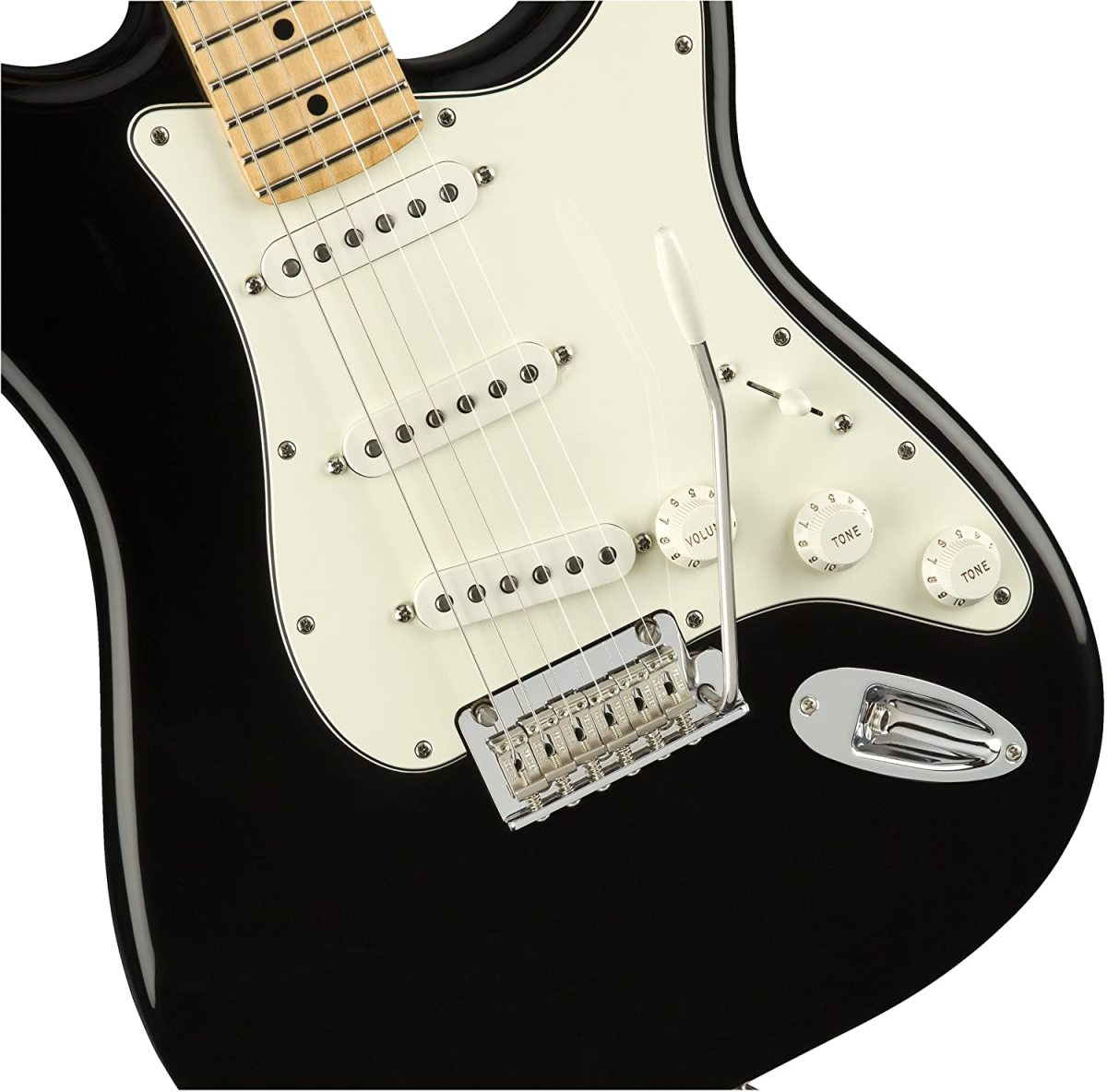 The Fender Player Stratocaster is the new MIM HSS Strat