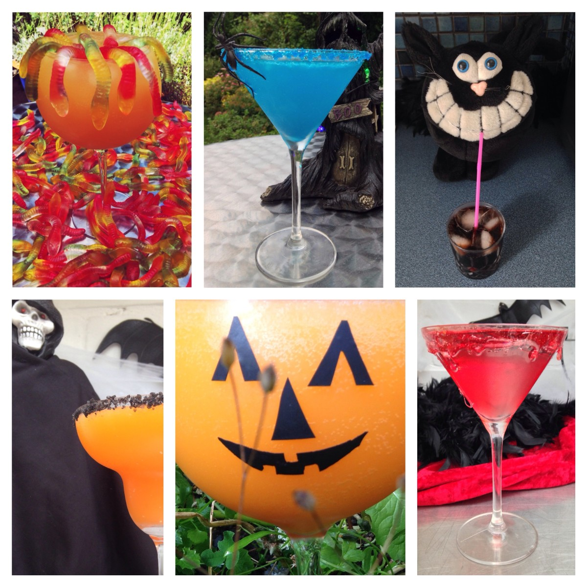 11 Creepy Halloween Cocktail Concoctions