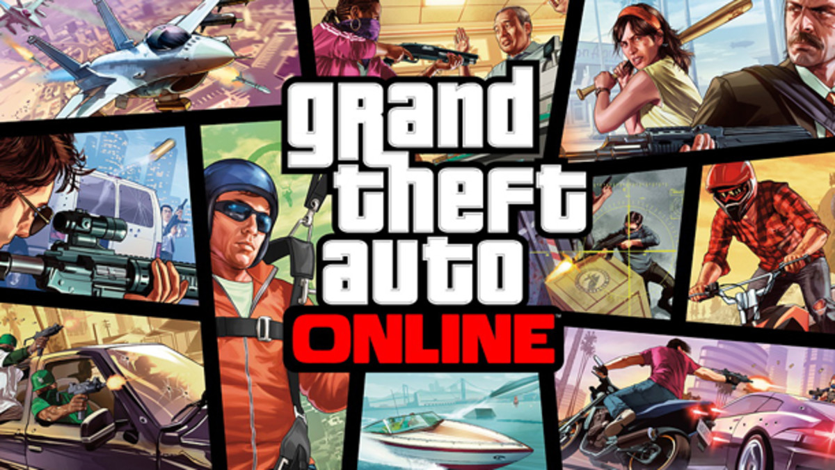 Improving Grand Theft Auto Online