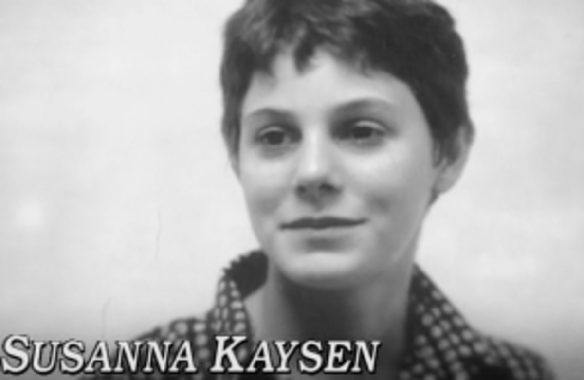 susanna kaysen from girl interrupted Girl, interrupted written by susanna kaysen is about the authors life as a young, ambitious girl in the 1960's who gets admitted into the women's ward of a psychiatric hospital in massachusetts observantly, kaysen tells the story of her two-year-long stay at the hospital through multiple vague vignettes.