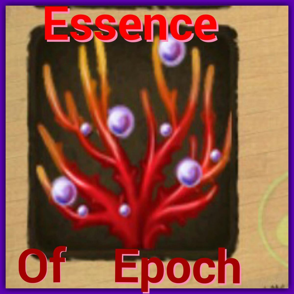 What Are Epoch, Fragments and Dust Used For?