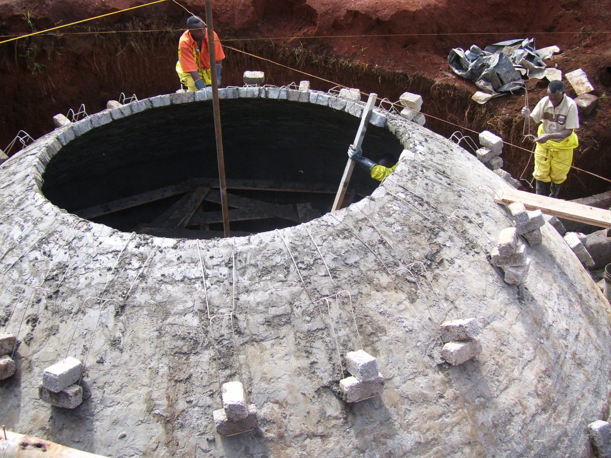 How to Build a Bio-Digester Septic Tank