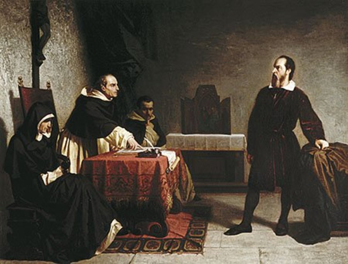 Why Was Galileo Charged With Heresy?
