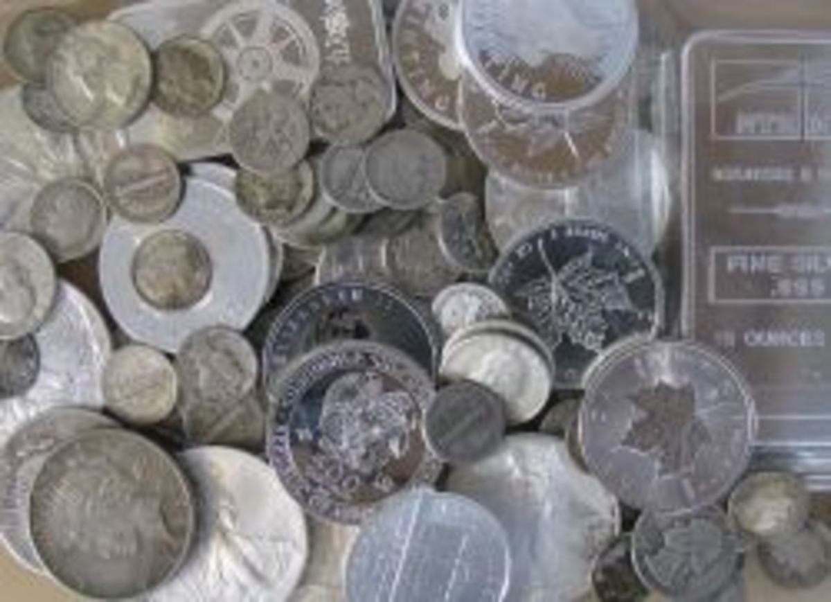 Buying and Selling Silver Bullion the Smart Way