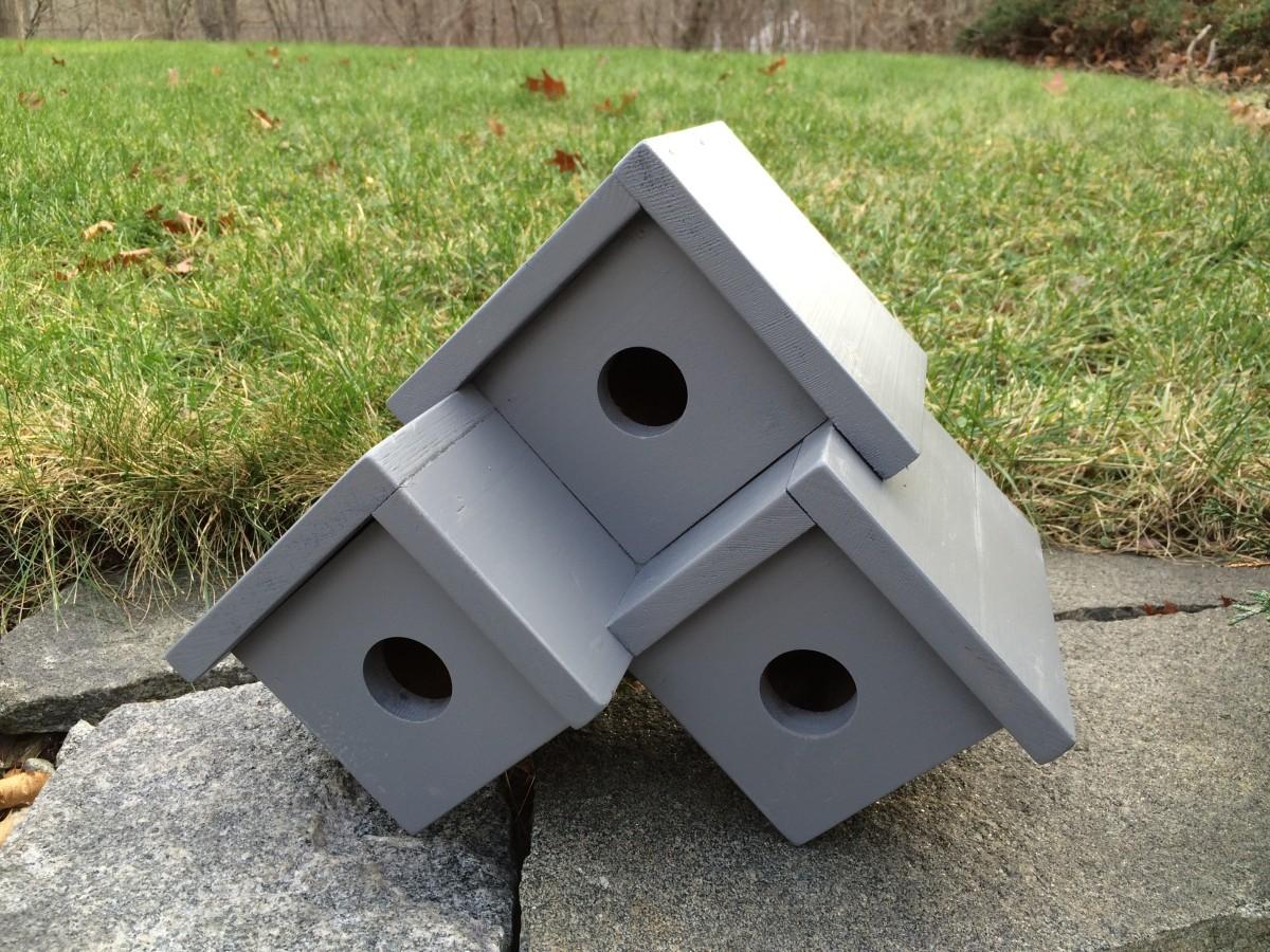 Birdhouse Ideas: Three DIY Birdhouse Plans | FeltMagnet