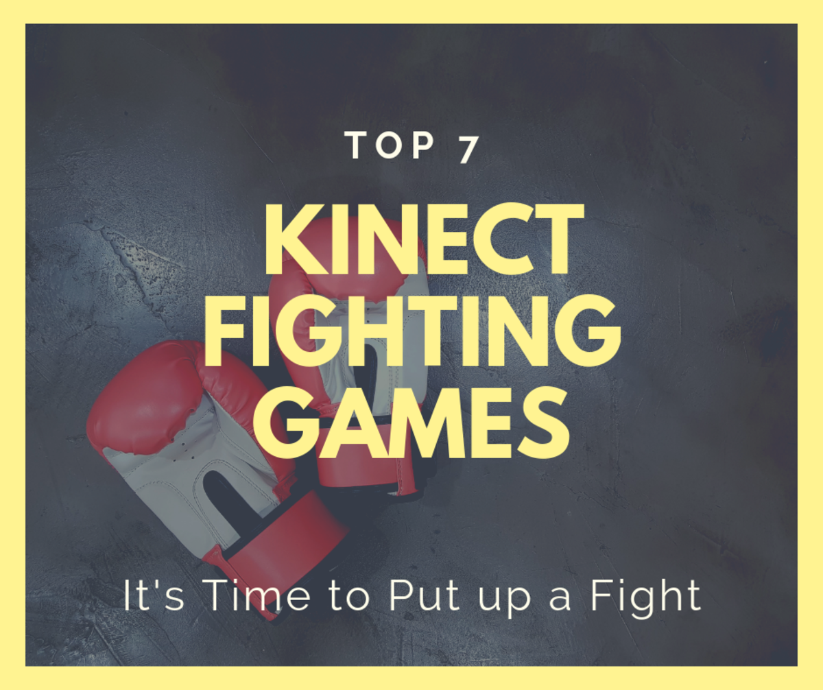 "Do you love fighting games? Looking for an excuse to get moving? If you answered ""yes"" to either of those questions, then check out these great Kinect games!"